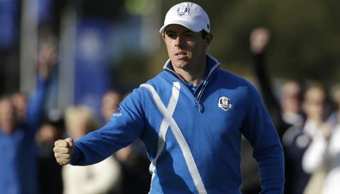 Yearender: 'Celtic Tiger' Rory McIlroy emerges dominant in 2014