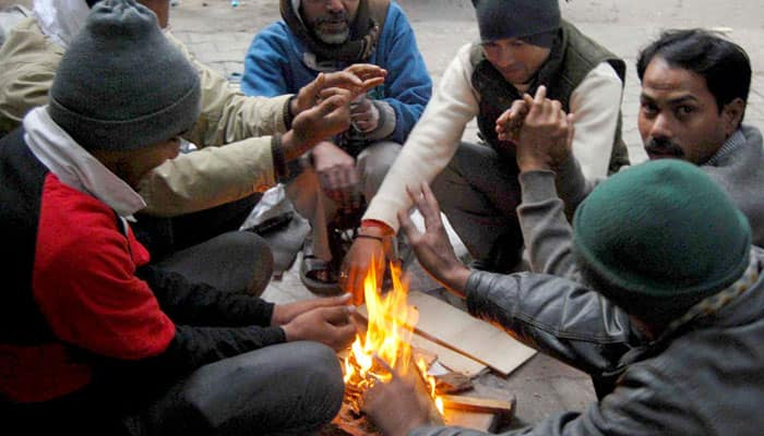 Severe cold, fog add to winter chill in north India, life hit