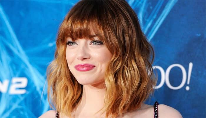 Hollywood hair experiments in 2014