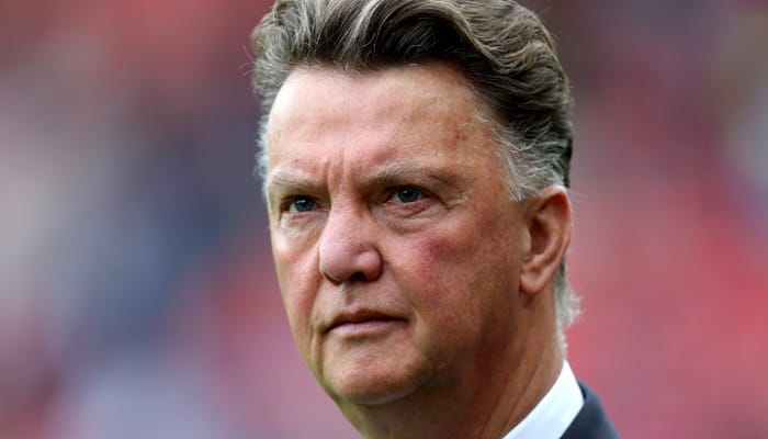 Premier League title hopes dented by Villa draw, says Louis van Gaal