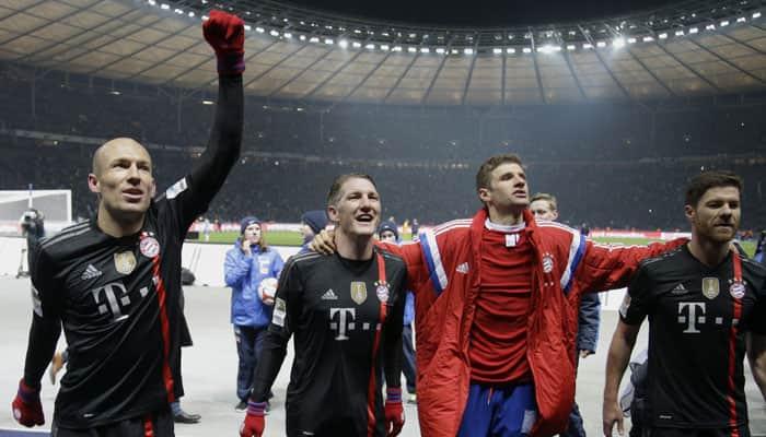 Bayern`s domination sparks `boring Bundesliga` debate