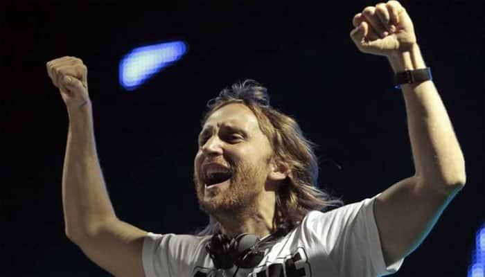 DJ David Guetta's euphoric treat at Enchanted Village Carnival
