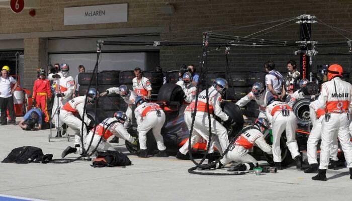 F1 teams McLaren, Sauber pass crash tests