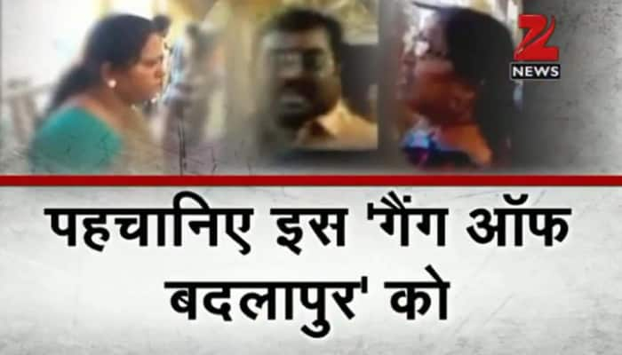 Watch: Moral policing in Mumbai, couple brutally thrashed at Badlapur skywalk