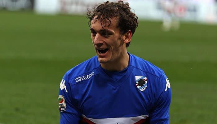 Manolo Gabbiadini saves Sampdoria on possible swansong