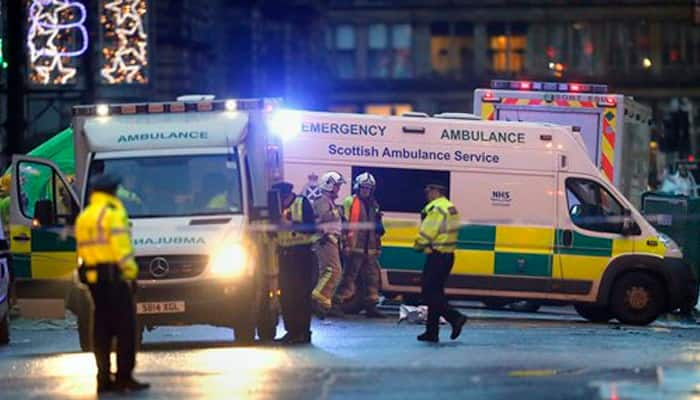 Glasgow garbage bin lorry crashes into pedestrians, six killed; terrorism ruled out