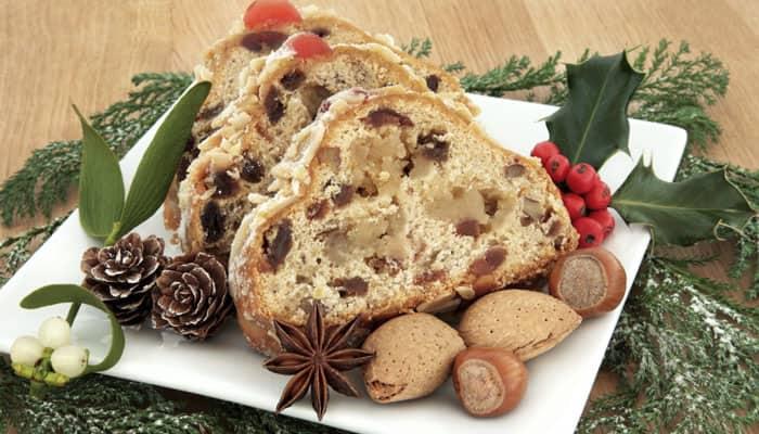 Christmas recipe: Stollen bread