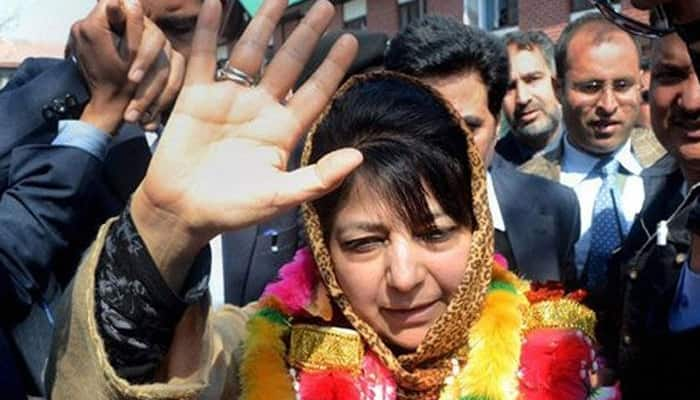 Priority to form govt capable of delivering PDP's agenda: Mehbooba Mufti