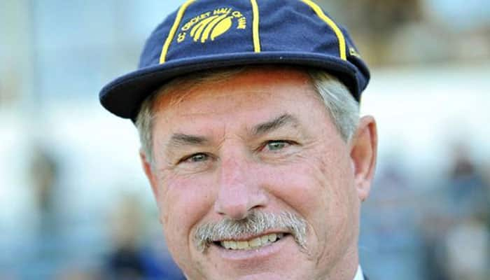 No need for sledging, abusive language: Richard Hadlee