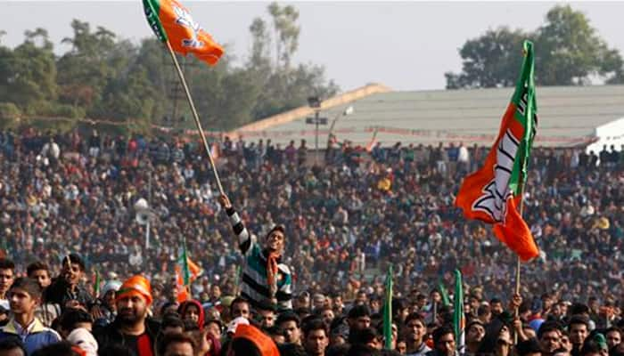 BJP-AJSU alliance gets clear majority, to form government in Jharkhand