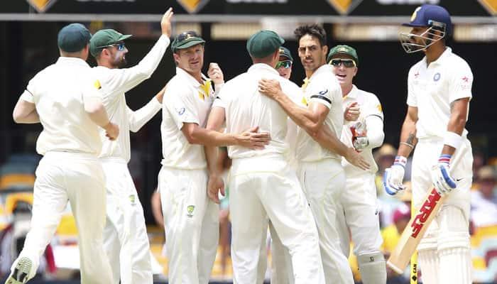 India's sledging attempt backfired in Brisbane: Mitchell Johnson