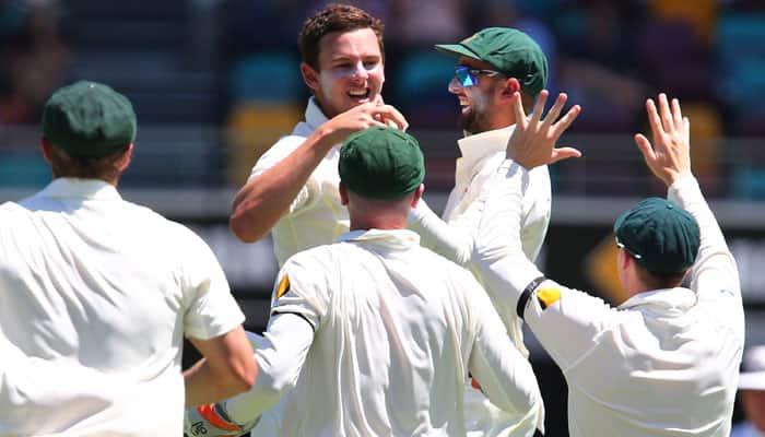 Australia have psychological edge, says Josh Hazlewood