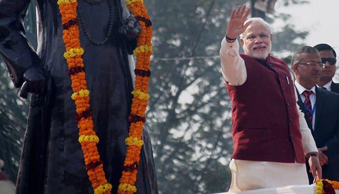PM Narendra Modi in Varanasi: As it happened on Thursday