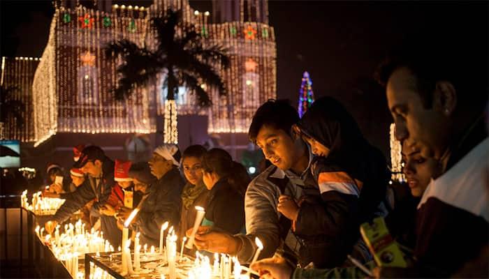 Spirit of yuletide soaks cities as merriment marks Christmas