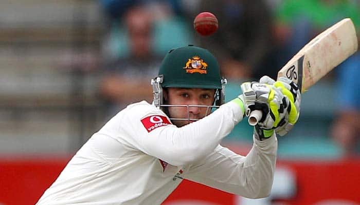 Cricket Australia trademarks '63 not out' in memory of Phil Hughes