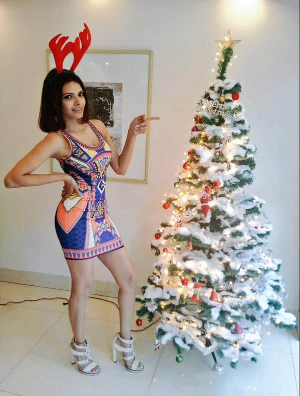 SHERLYN CHOPRA ‏:- WISHIN' Y'ALL WINTER CHEER N BEST WISHES THROUGHOUT THE YEAR.. XOXO - TWITTER