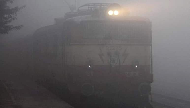 Delhi records second lowest temperature of season, 50 trains delayed