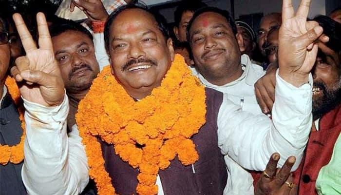 Raghubar Das sworn in as 10th CM of Jharkhand, PM Narendra Modi wishes him good luck