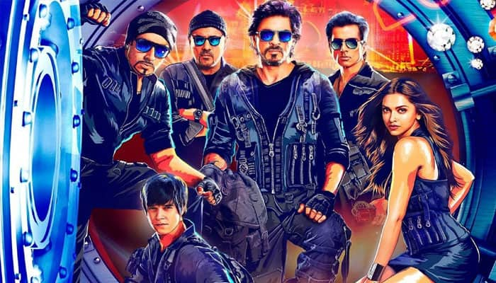'Happy New Year' now in foreign languages for SRK fans!