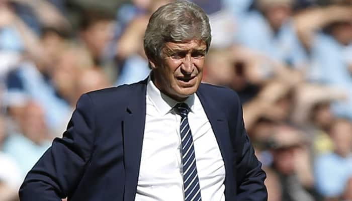 Manuel Pellegrini fumes after sloppy Manchester City blow the lead