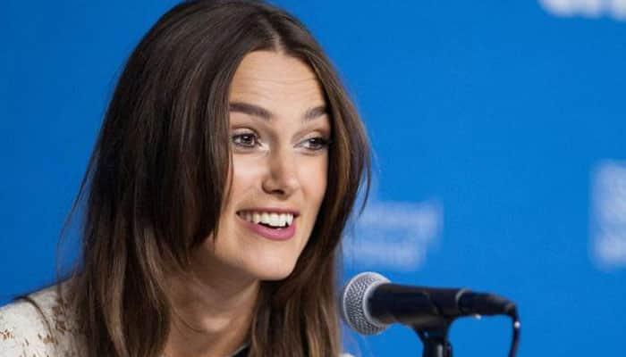 Keira Knightley mistaken for Anne Hathaway