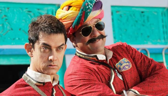 VHP complains against Aamir Khan's 'PK'