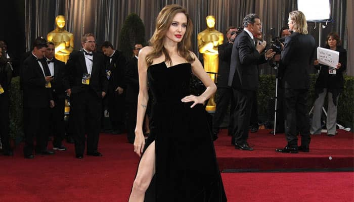 Angelina Jolie thinks 'Unbroken' made her better person