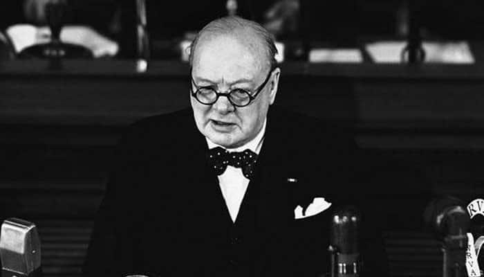 Did ex-British PM Winston Churchill think of converting to Islam?