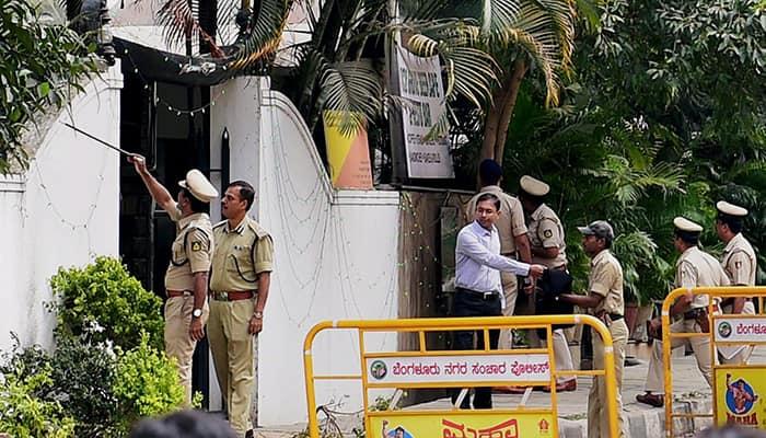 Bangalore blast case: As it happened on Monday