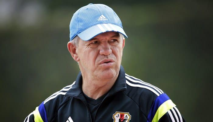 Senior Japan players defend under-fire coach Javier Aguirre