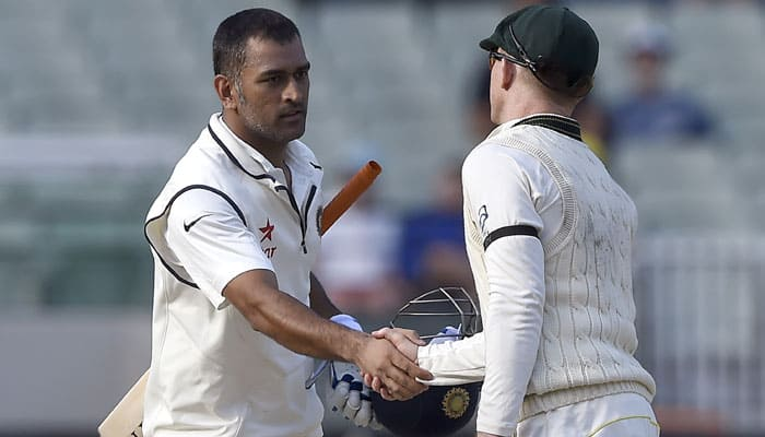 Is the timing of MS Dhoni to retire from Test cricket right?