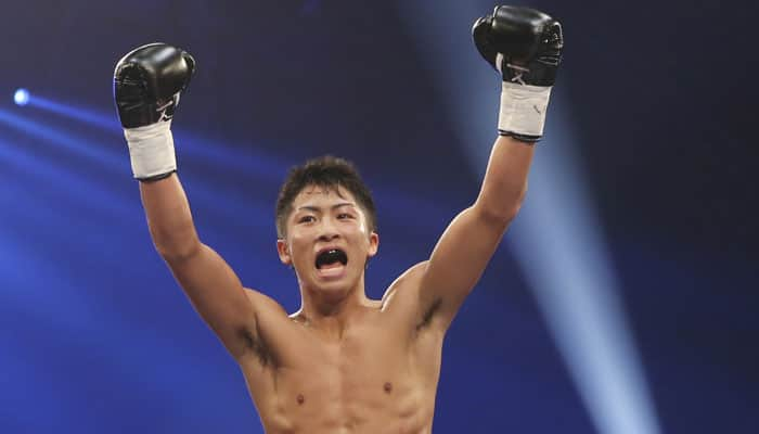 Japan`s Naoya Inoue grabs WBO junior bantamweight belt