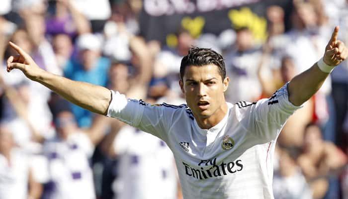 'Ronaldo voted Europe's top footballer'