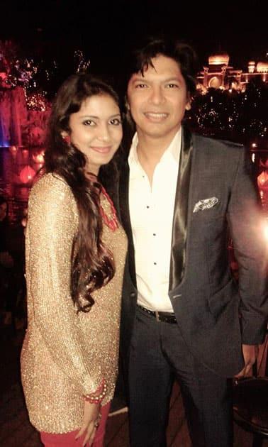 Pic Courtesy: Twitter@singer_shan
