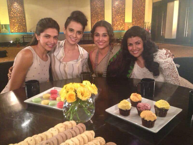 Gorgeous Deepika Padukone -twitter