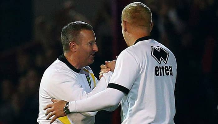 Neil Adams steps down as Norwich manager