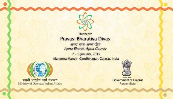 Pravasi Bharatiya Divas kicks off in Gandhinagar, Sushma Swaraj asks NRIs to contribute