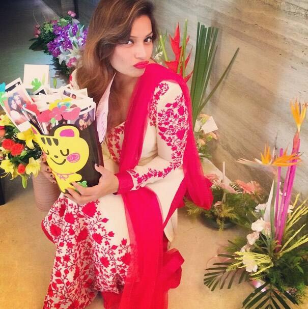 bipashabasu :- Wishes and Flowers - Instagram