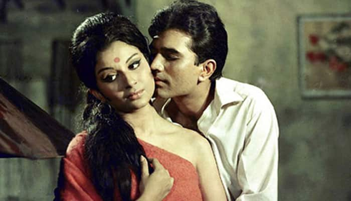 It is a remake of the1946Hollywoodfilm 'To Each His Own'. Rajesh Khanna became an overnight superstar because of this movie. Every song from this movie was a superhit, and Roop Tera Mastana is still considered to be one of the most romantic Hindi songs ever made. Sharmila won aFilmfare Award for her role in the film.