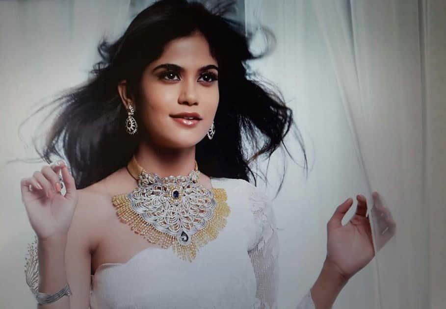 Lai Bhaari star Aaditi Pohankar