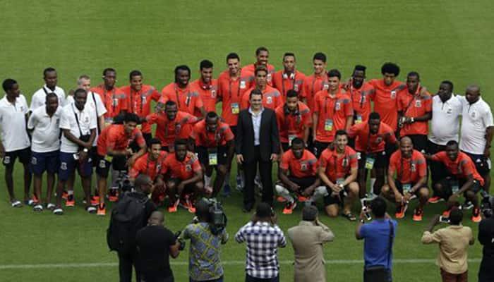 Equatorial Guinea building towards World Cup dream: Coach