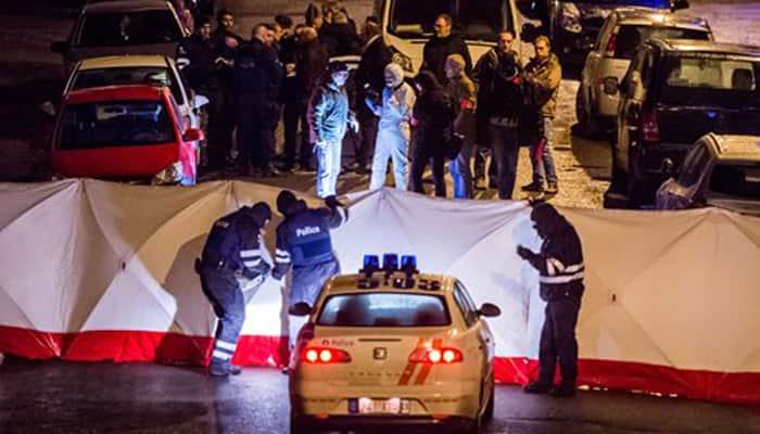 Found in Belgium anti-terror raid - Kalashnikovs, handguns, ammunition, bomb-making equipment