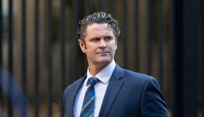 Chris Cairns enters not guilty plea