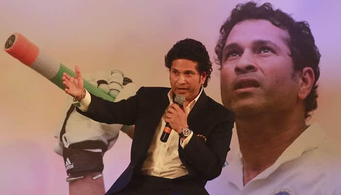 Will try to bat my best as UNICEF envoy: Sachin Tendulkar
