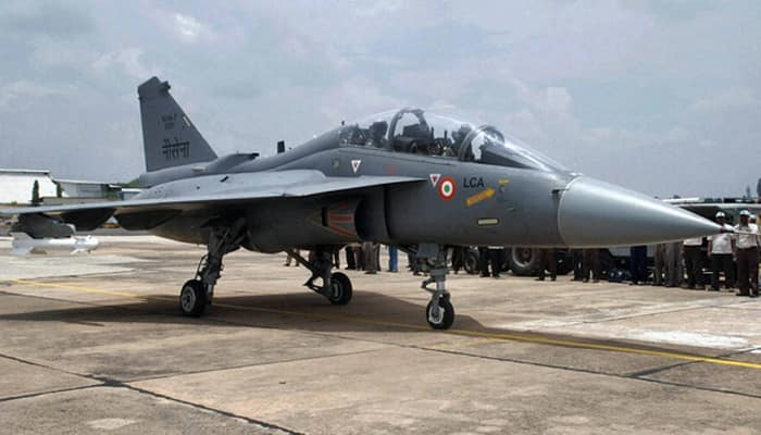 IAF gets first indigenously-built Light Combat Aircraft Tejas, 32 years after it was conceived