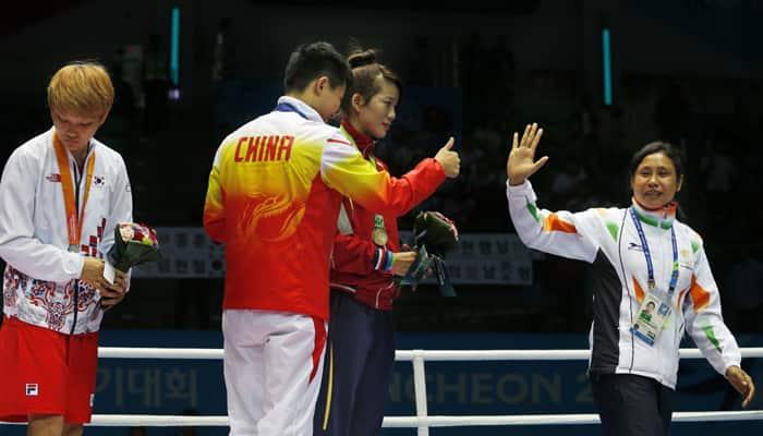 Laisram Sarita Devi suspension: Delhi High Court seeks responses of IOA, Boxing India