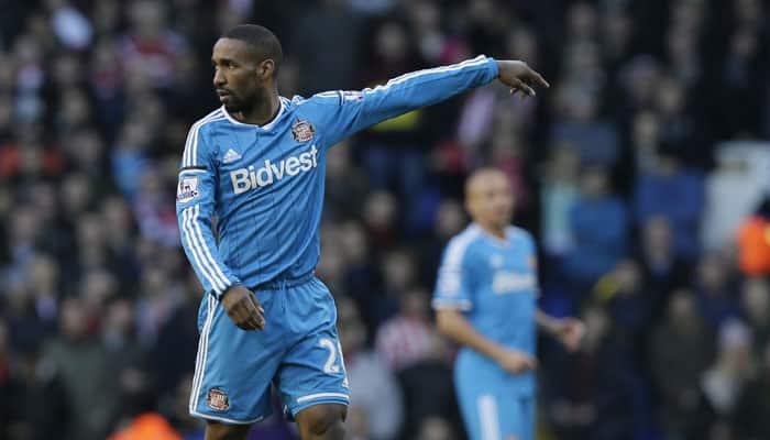 Jermain Defoe's goalscoring debut record ends as Sunderland lose