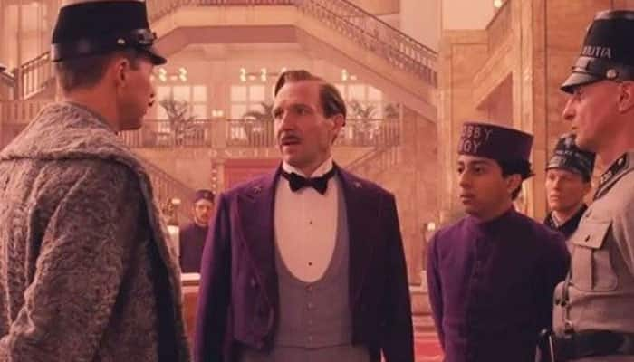 'The Grand Budapest Hotel' re-released amid award season