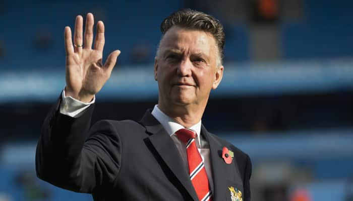 Louis van Gaal glosses over Man United fan dissent