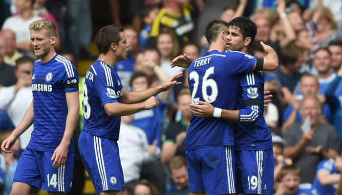Perfect Chelsea show delights Jose Mourinho